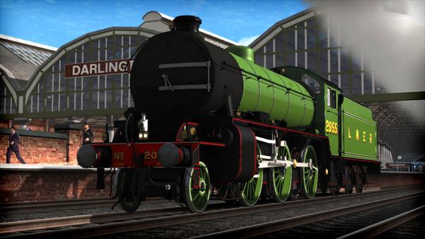 скриншот Train Simulator: LNER Peppercorn Class K1 Loco Add-On 4