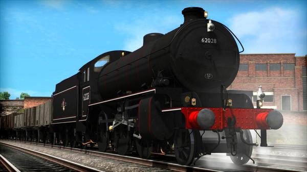 скриншот Train Simulator: LNER Peppercorn Class K1 Loco Add-On 2