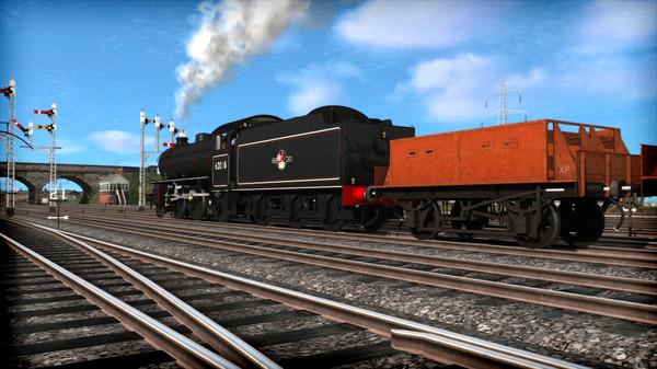 скриншот Train Simulator: LNER Peppercorn Class K1 Loco Add-On 5