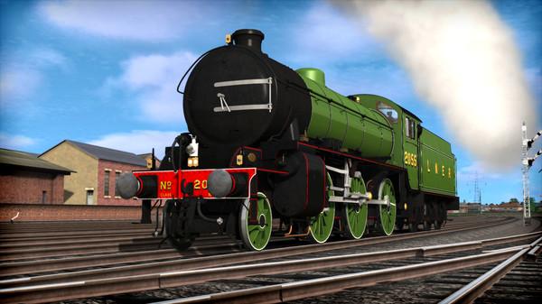 скриншот Train Simulator: LNER Peppercorn Class K1 Loco Add-On 3