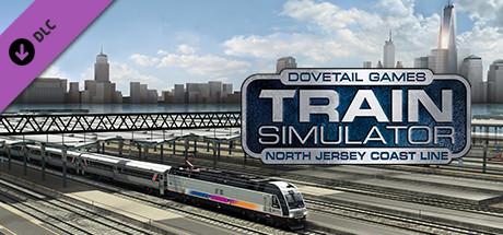 Train Simulator: North Jersey Coast Line Route Add-On cover art