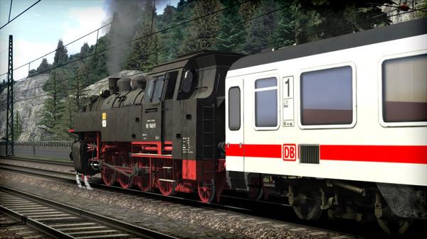 скриншот Train Simulator: DR BR 86 Loco Add-On 1
