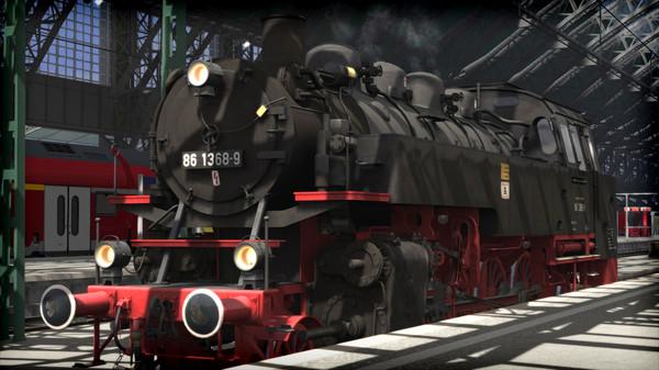 скриншот Train Simulator: DR BR 86 Loco Add-On 3