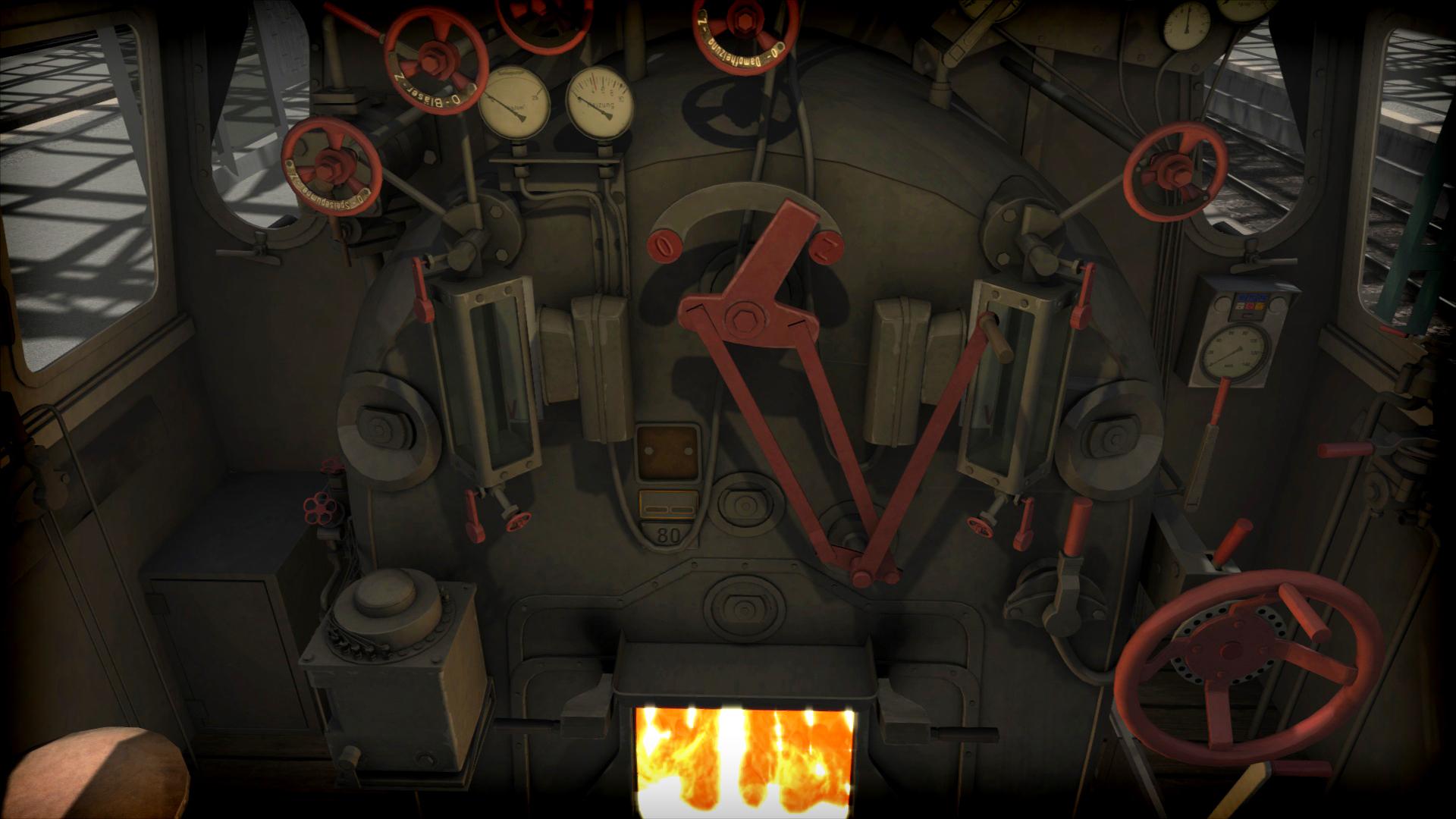 29fc68d91d89 Train Simulator  DR BR 86 Loco Add-On on Steam
