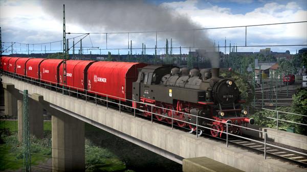 скриншот Train Simulator: DR BR 86 Loco Add-On 5