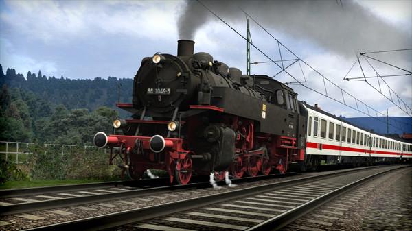 скриншот Train Simulator: DR BR 86 Loco Add-On 0