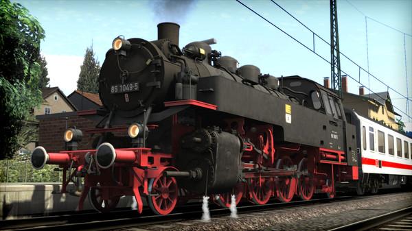 скриншот Train Simulator: DR BR 86 Loco Add-On 4
