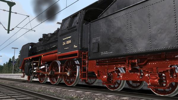 скриншот Train Simulator: DR BR 24 Loco Add-On 2