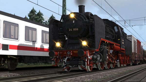 скриншот Train Simulator: DR BR 24 Loco Add-On 0