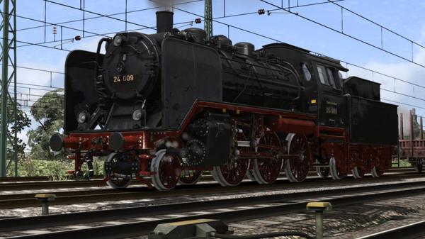 скриншот Train Simulator: DR BR 24 Loco Add-On 4