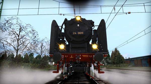скриншот Train Simulator: DR BR 24 Loco Add-On 5