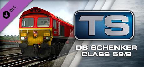 Train Simulator: DB Schenker Class 59/2 Loco Add-On