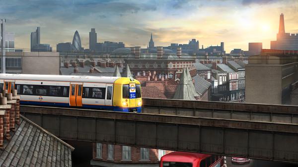 скриншот Train Simulator: North London Line Route Add-On 0
