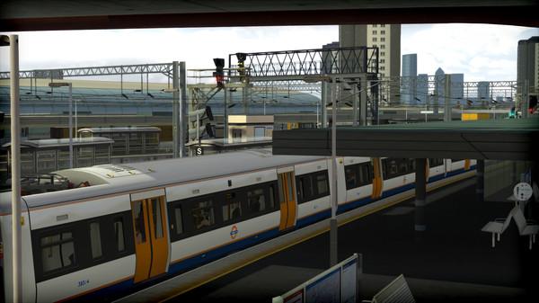 скриншот Train Simulator: North London Line Route Add-On 4