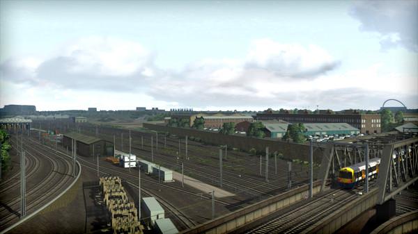 скриншот Train Simulator: North London Line Route Add-On 1