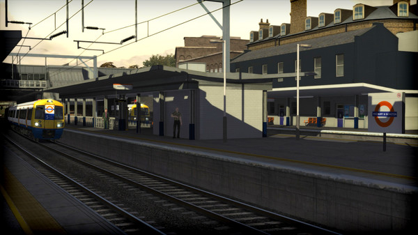 скриншот Train Simulator: North London Line Route Add-On 3