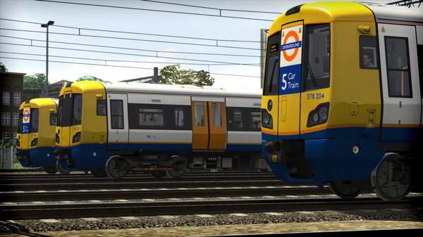 скриншот Train Simulator: North London Line Route Add-On 5