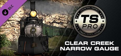 Train Simulator: Clear Creek Narrow Gauge Common Route Add-On