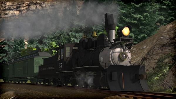 скриншот Train Simulator: Clear Creek Narrow Gauge Common Route Add-On 3