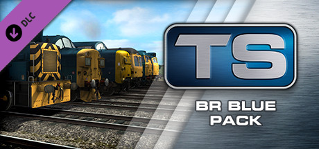 Train Simulator: BR Blue Pack Loco Add-On