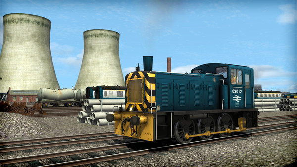 скриншот Train Simulator: BR Blue Pack Loco Add-On 3