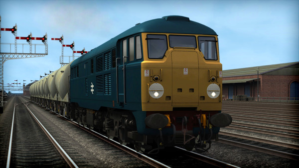скриншот Train Simulator: BR Blue Pack Loco Add-On 0