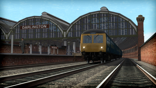 скриншот Train Simulator: BR Blue Pack Loco Add-On 2