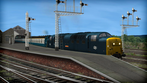 скриншот Train Simulator: BR Blue Pack Loco Add-On 1