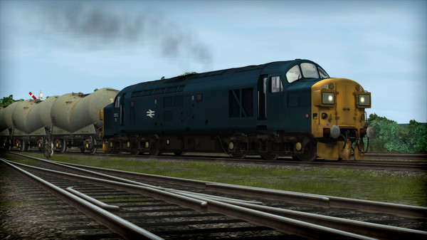 скриншот Train Simulator: BR Blue Pack Loco Add-On 4