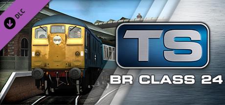 Train Simulator: BR Class 24 Loco Add-On cover art