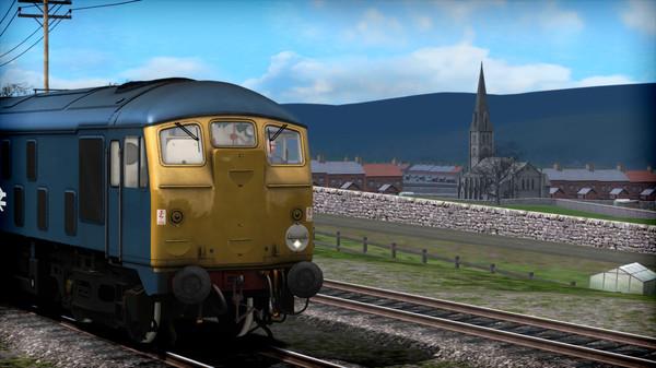 скриншот Train Simulator: BR Class 24 Loco Add-On 1