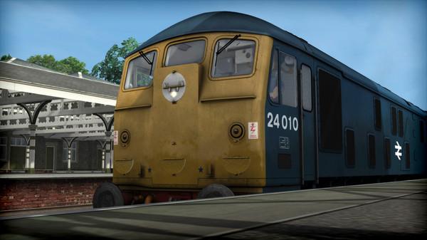 скриншот Train Simulator: BR Class 24 Loco Add-On 2