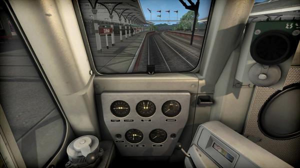 скриншот Train Simulator: BR Class 24 Loco Add-On 4