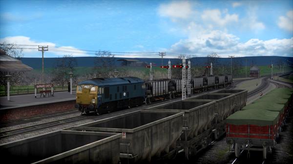 скриншот Train Simulator: BR Class 24 Loco Add-On 5