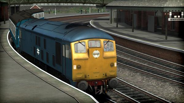 скриншот Train Simulator: BR Class 24 Loco Add-On 3