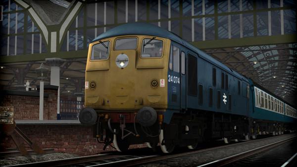 скриншот Train Simulator: BR Class 24 Loco Add-On 0