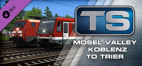Train Simulator: Mosel Valley: Koblenz - Trier Route Add-On