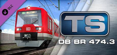 Train Simulator: DB BR 474.3 EMU Add-On cover art