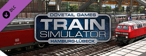 Train Simulator: Hamburg Lubeck Route Add-On