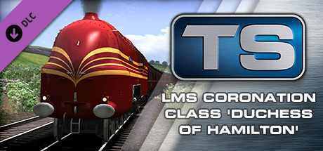 Train Simulator: LMS Coronation Class