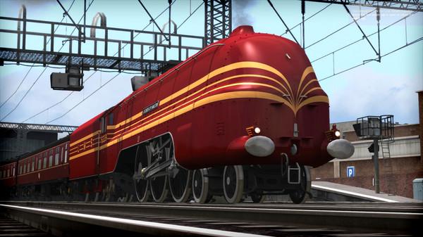 "скриншот Train Simulator: LMS Coronation Class ""Duchess of Hamilton"" Loco Add-On 0"