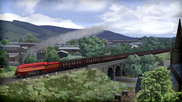 "скриншот Train Simulator: LMS Coronation Class ""Duchess of Hamilton"" Loco Add-On 1"