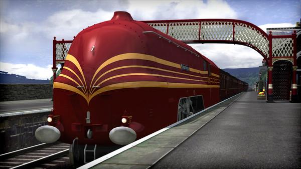 "скриншот Train Simulator: LMS Coronation Class ""Duchess of Hamilton"" Loco Add-On 4"