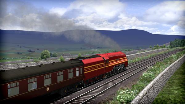 "скриншот Train Simulator: LMS Coronation Class ""Duchess of Hamilton"" Loco Add-On 5"