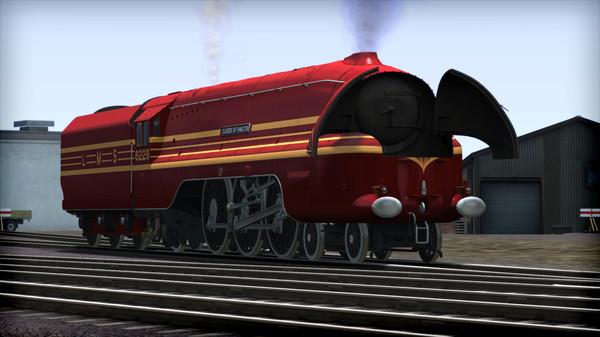 "скриншот Train Simulator: LMS Coronation Class ""Duchess of Hamilton"" Loco Add-On 2"