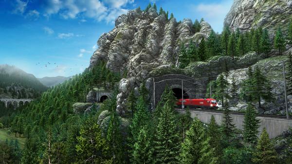 скриншот Train Simulator: Semmeringbahn - Mürzzuschlag to Gloggnitz Route Add-On 0