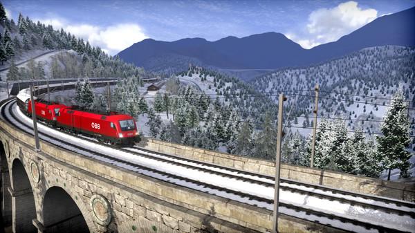 скриншот Train Simulator: Semmeringbahn - Mürzzuschlag to Gloggnitz Route Add-On 4