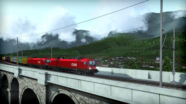 скриншот Train Simulator: Semmeringbahn - Mürzzuschlag to Gloggnitz Route Add-On 2
