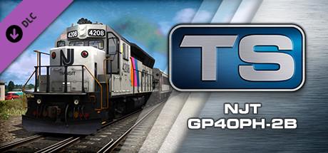 Train Simulator: NJ TRANSIT® GP40PH-2B Loco Add-On cover art