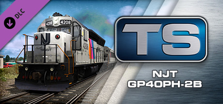 Train Simulator: NJT GP40PH-2B Loco Add-On